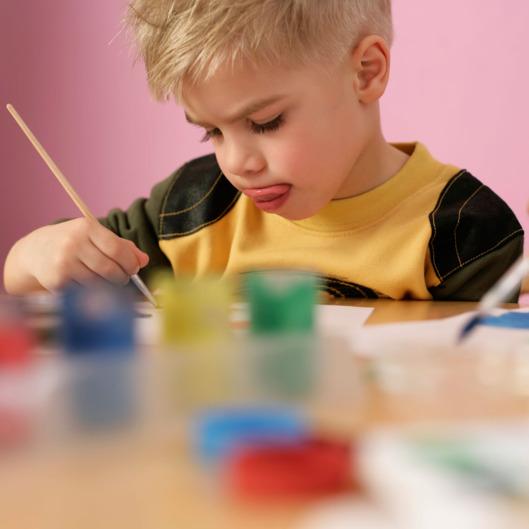 Условия для развития концентрации внимания у детей