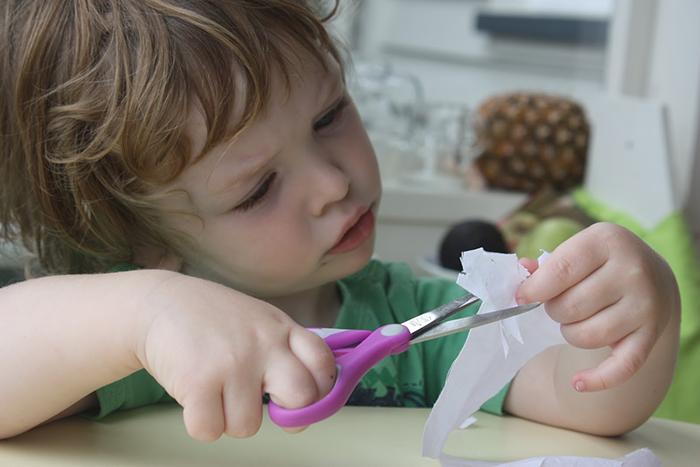Концентрация внимания у маленьких детей по теории Монтессори