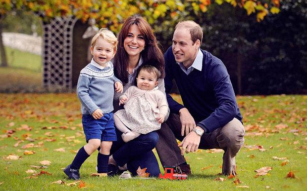 Принц Джордж начнёт посещать Монтессори-сад
