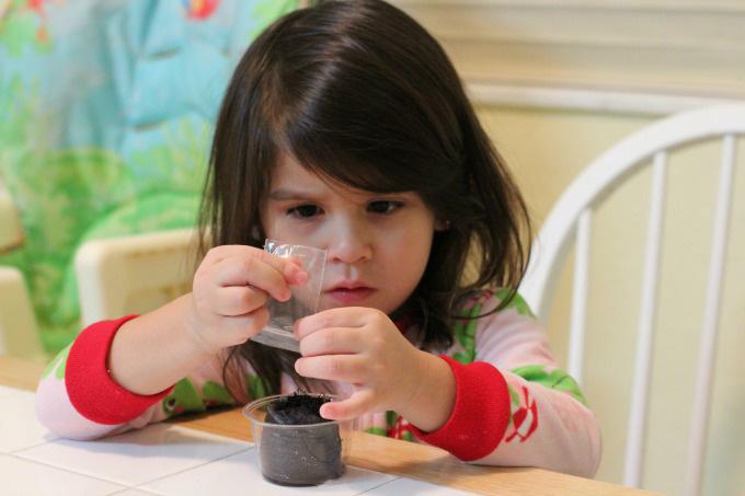 Ребёнок способен к концентрации внимания с раннего детства