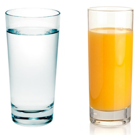 juice-and-water
