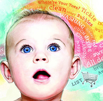 Впитывающий ум ребёнка