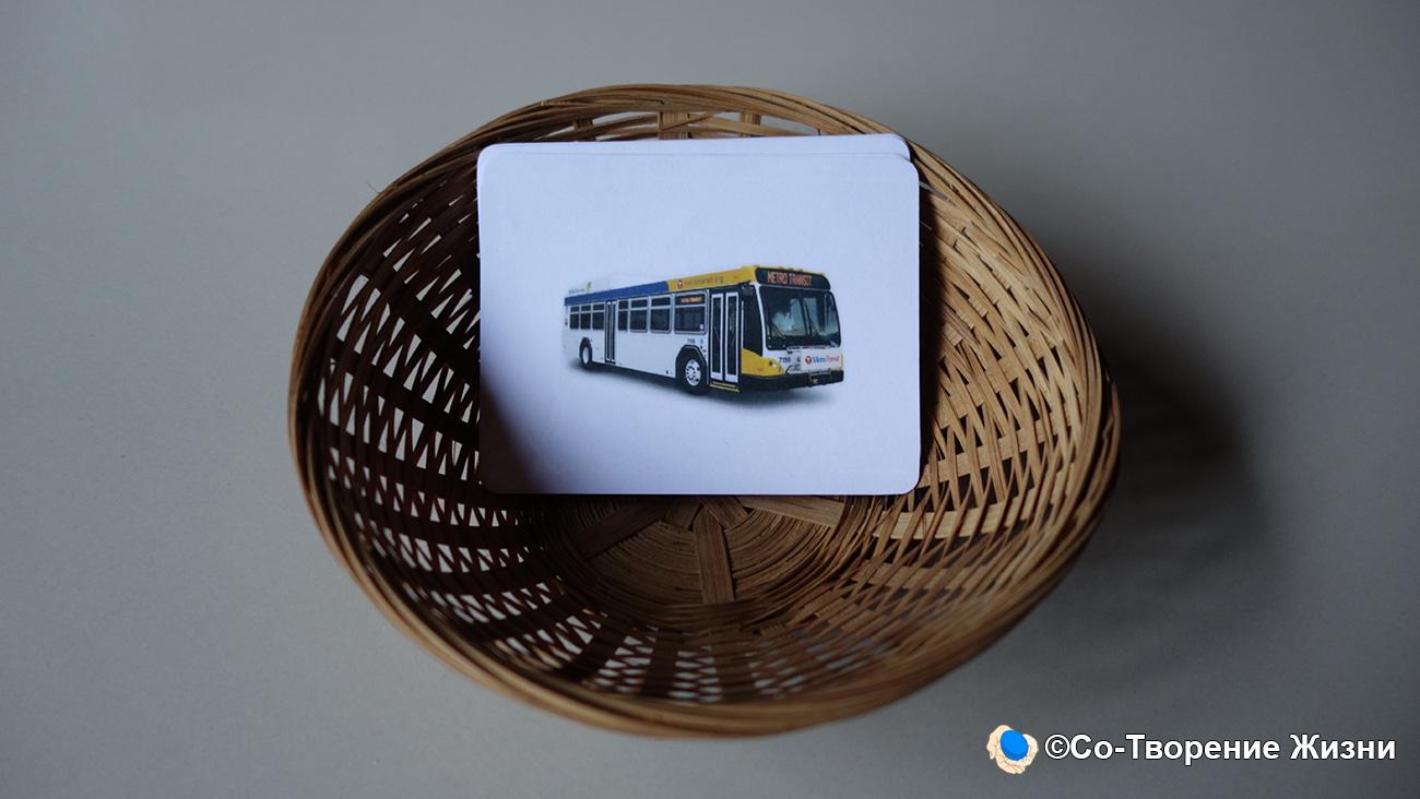 Как сделать Монтессори-карточки с изображениями в домашних условиях