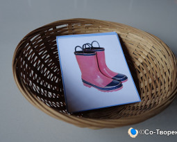 Карточки для расширения словарного запаса у детей от года до 3 лет