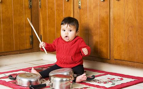 Непосредственный опыт взаимодействия с предметами - основа развития речи ребёнка